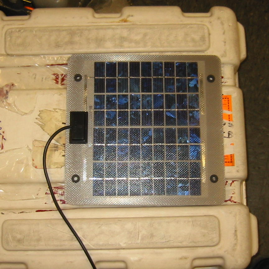 nasa ranger solar panels - photo #23
